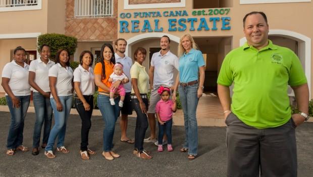 Go Punta Cana Real Estate Dominican Republic Team Photo